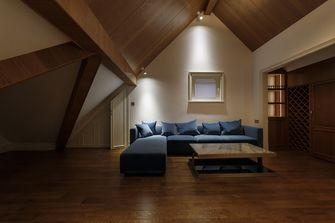 豪华型140平米别墅美式风格阁楼装修案例