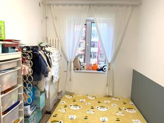 60平米三室一厅现代简约风格青少年房设计图
