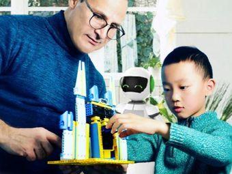 码Fun机器人·分享悦国际教育(玉泉路校区)