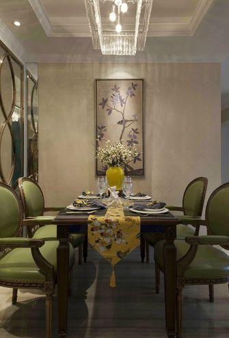 3-5万80平米现代简约风格餐厅装修效果图