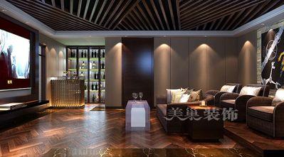 20万以上140平米别墅中式风格影音室装修图片大全
