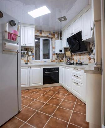 20万以上140平米四室两厅美式风格厨房图片大全