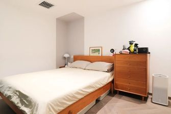 经济型50平米小户型混搭风格卧室效果图