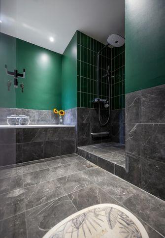 90平米三室一厅混搭风格卫生间装修效果图