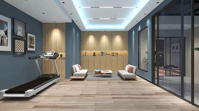 20万以上140平米中式风格健身房设计图