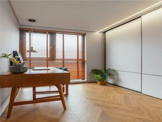 3-5万80平米北欧风格书房设计图