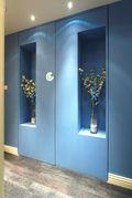 80平米地中海风格走廊装修案例