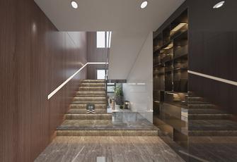 110平米三轻奢风格楼梯间装修案例