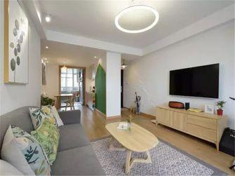 经济型70平米日式风格客厅图片
