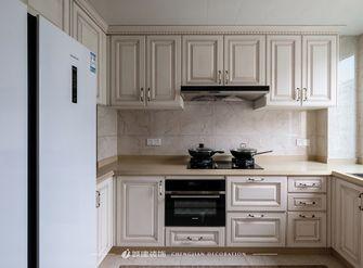 富裕型140平米三室两厅欧式风格厨房图片