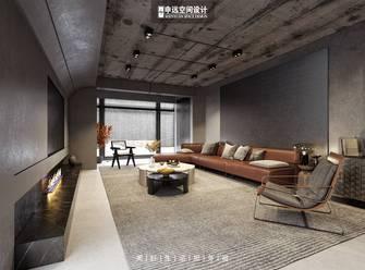 20万以上140平米别墅工业风风格客厅效果图