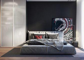 经济型90平米三室两厅混搭风格卧室装修案例