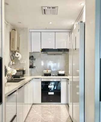 经济型80平米公寓欧式风格厨房图片大全