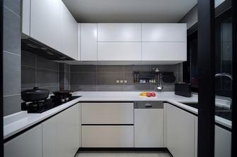 富裕型120平米三现代简约风格厨房图片大全