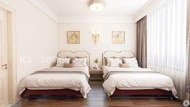 140平米四美式风格卧室装修效果图