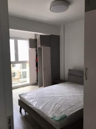 15-20万140平米四室两厅现代简约风格卧室欣赏图