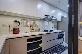15-20万130平米三室两厅中式风格厨房效果图