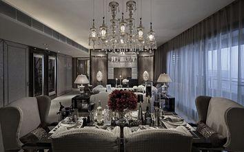 60平米三法式风格客厅装修案例
