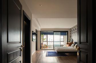 富裕型110平米三室两厅新古典风格卧室设计图