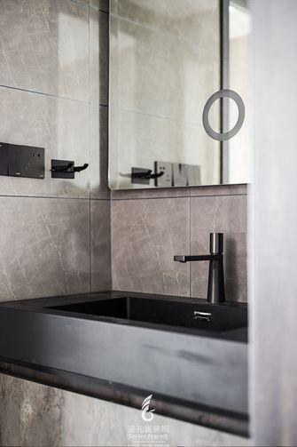 经济型140平米三现代简约风格卫生间装修效果图