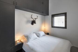5-10万40平米小户型工业风风格卧室装修案例