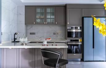 豪华型140平米四室两厅美式风格厨房装修效果图