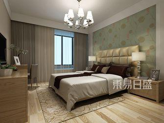 120平米四北欧风格卧室装修图片大全