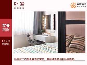 经济型30平米超小户型欧式风格卧室欣赏图