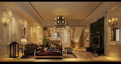 140平米别墅新古典风格客厅图片大全