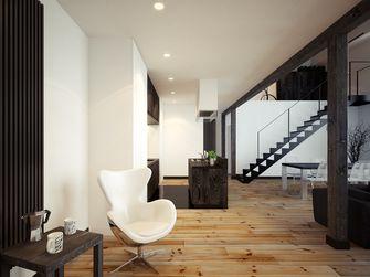 140平米复式工业风风格客厅装修图片大全