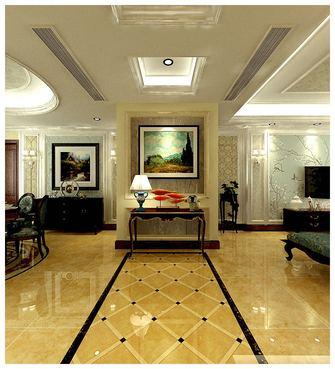 经济型140平米四美式风格走廊图片