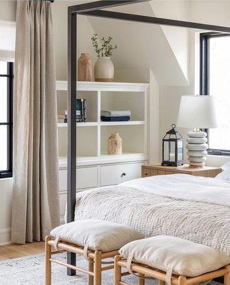 富裕型120平米三室两厅日式风格卧室装修案例