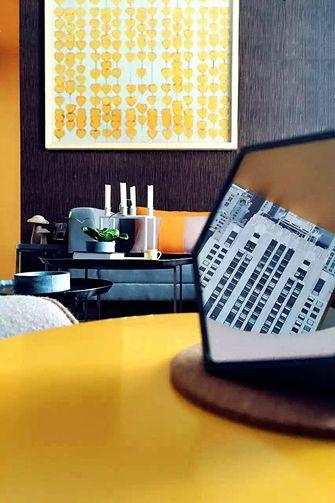 3万以下100平米三室一厅港式风格客厅图片大全