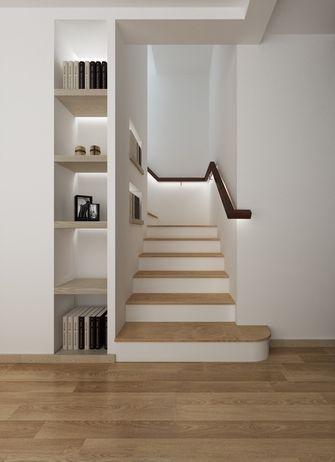15-20万80平米混搭风格楼梯间图