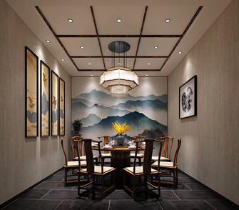 20万以上140平米公装风格卧室欣赏图