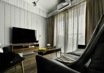20万以上110平米三室一厅北欧风格客厅效果图