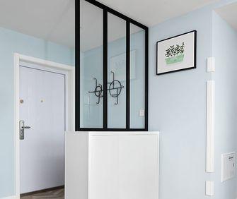 经济型90平米三现代简约风格玄关图片