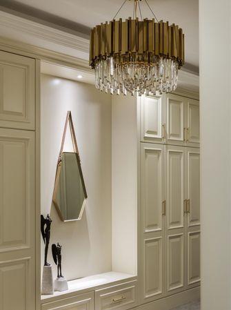 15-20万110平米三室一厅欧式风格衣帽间图