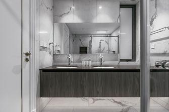 140平米四室两厅法式风格卫生间图