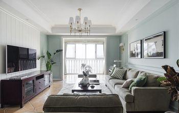 15-20万120平米三室两厅美式风格客厅图片