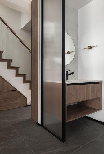 豪华型140平米复式现代简约风格卫生间装修效果图
