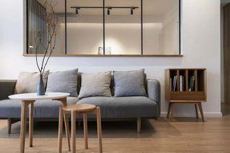 20万以上110平米四室一厅日式风格客厅欣赏图