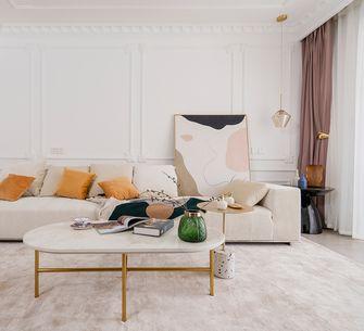 20万以上140平米三室一厅法式风格客厅图片