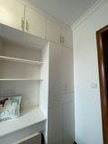 富裕型90平米三室两厅现代简约风格卧室欣赏图