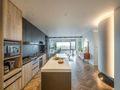 经济型90平米混搭风格厨房装修案例