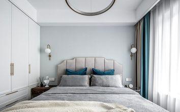 15-20万80平米轻奢风格卧室装修案例