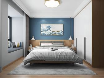 20万以上三室两厅北欧风格卧室欣赏图