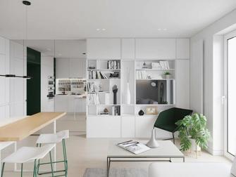 经济型30平米以下超小户型混搭风格客厅欣赏图