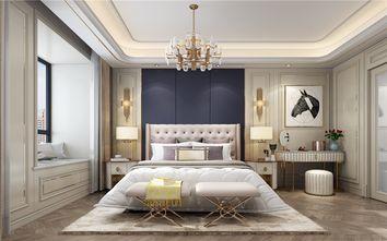 20万以上140平米复式美式风格卧室效果图