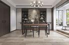 豪华型140平米别墅新古典风格书房效果图